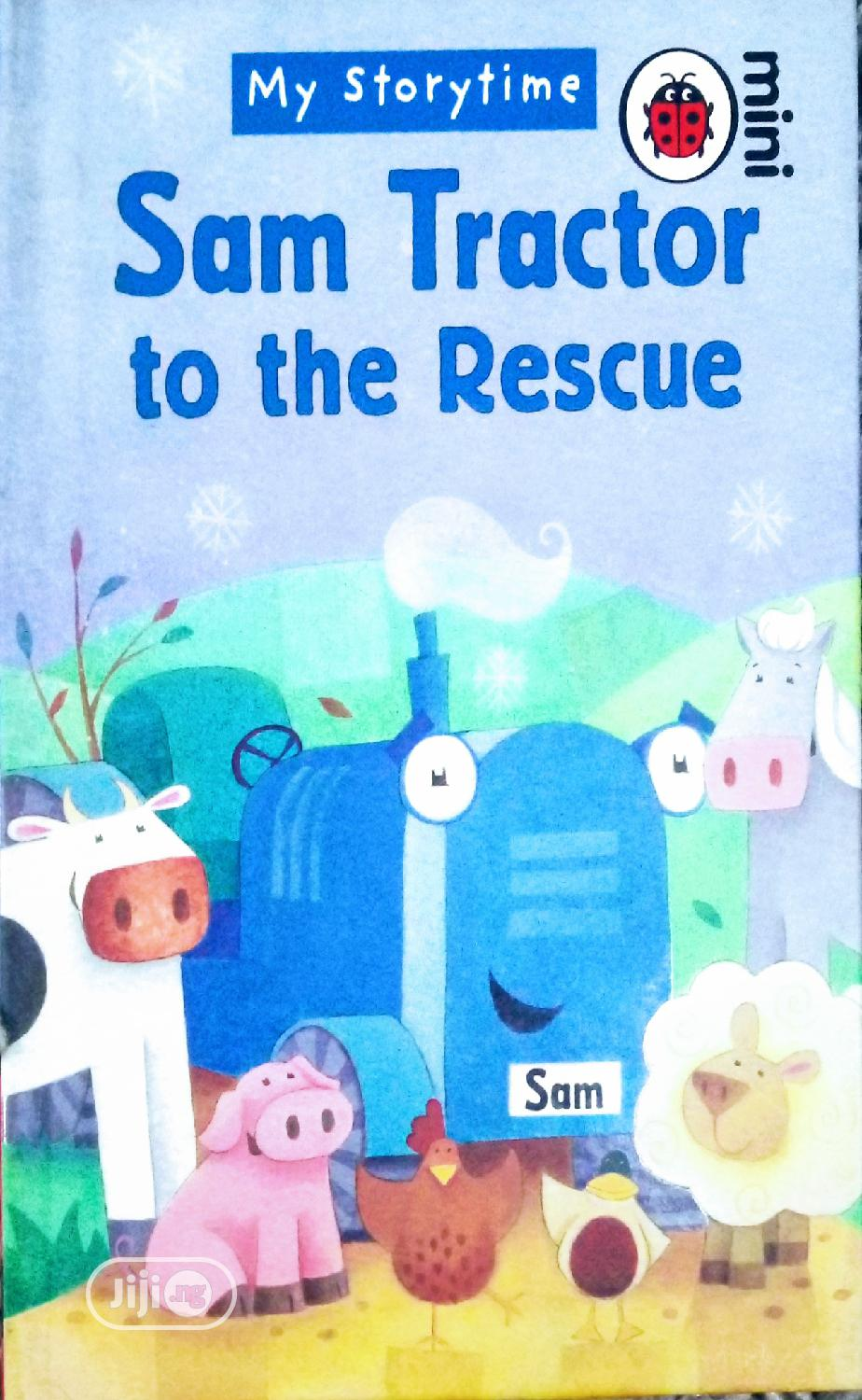 Ladybird Mini: Sam Tractor To The Rescue