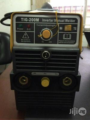 Tig Or Argon Welding Machine   Electrical Equipment for sale in Lagos State, Ojo