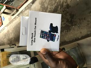 Long Neck One Touch Car Phone Holder   Accessories for Mobile Phones & Tablets for sale in Lagos State, Ikeja
