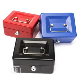 Practical Mini Petty Cash Money Box Stainless Steel Security | Home Accessories for sale in Lagos State, Lagos Island (Eko)