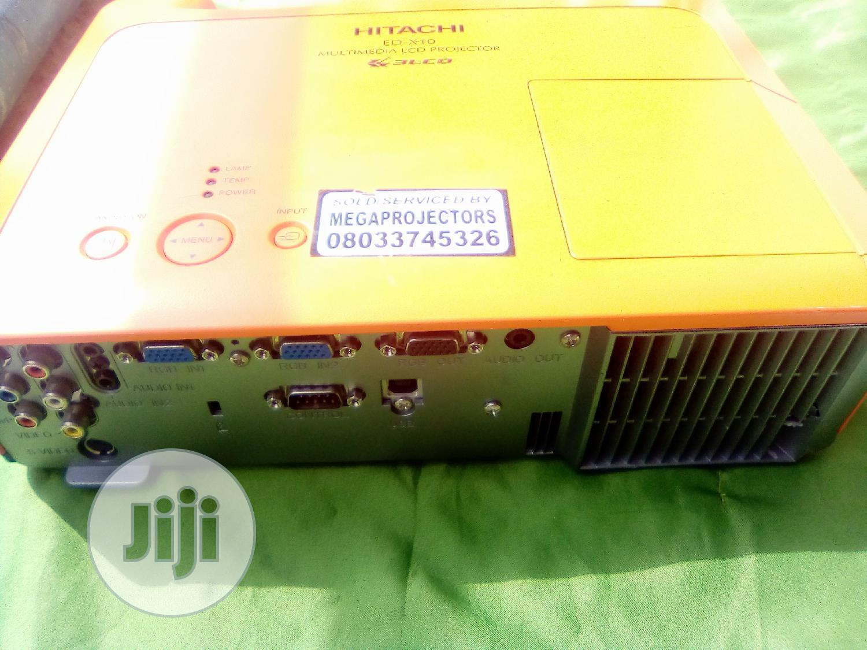 Archive: Hitachi Projector (V.S)