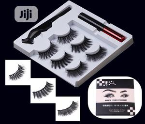 Magnetic Eye Lashes Set | Makeup for sale in Anambra State, Awka