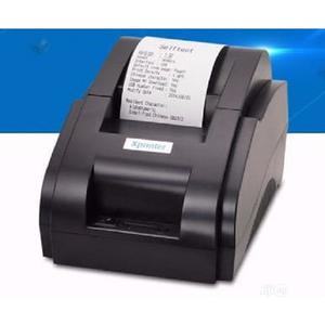 Xprinter 58MM Thermal POS Receipt Printer - Black | Store Equipment for sale in Lagos State, Ikeja