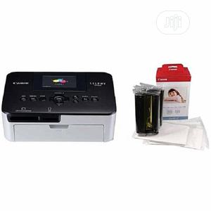 Canon Selphy CP1000 Photo Printer & Selphy Paper/Ink Set Com | Printers & Scanners for sale in Lagos State, Ikeja