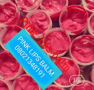 Pink Lips Balm for Man Woman | Skin Care for sale in Abuja (FCT) State, Dei-Dei