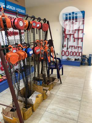 Safety Belt And Lifting Equipment   Store Equipment for sale in Lagos State, Lagos Island (Eko)