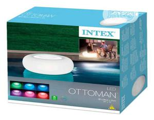 Intex 68693 LED Halfmoon Garden/Floating Light Crescent   Home Accessories for sale in Rivers State, Port-Harcourt