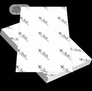 Inkjet Transfer Paper For Light Shirt   Printing Equipment for sale in Lagos State, Ikeja