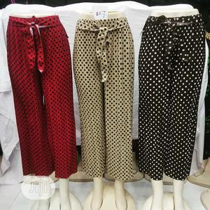 Classic Palazzo Trousers / Pants   Clothing for sale in Lagos State, Surulere