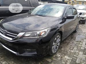 Honda Accord 2015 Black | Cars for sale in Lagos State, Ajah