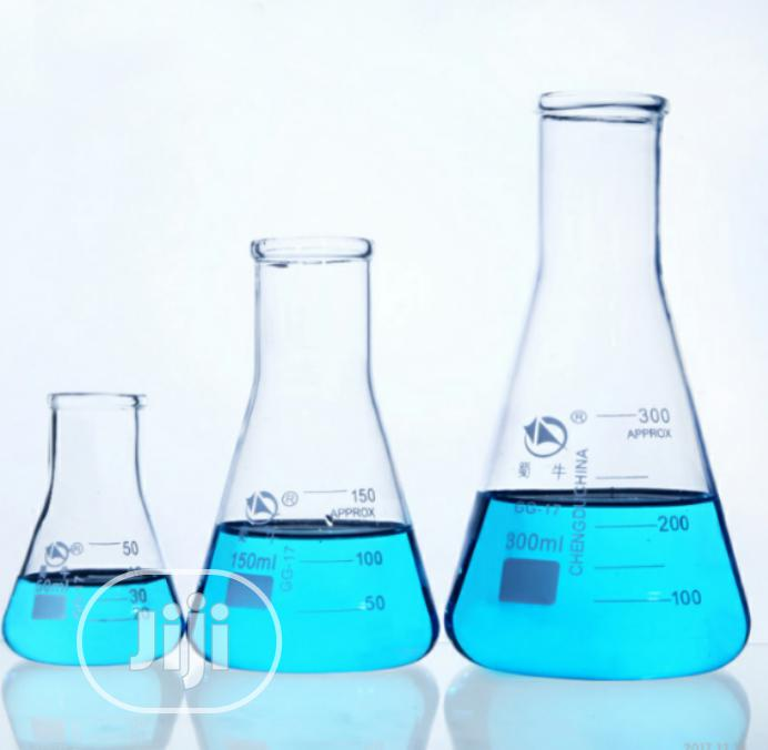 Conical Flask For School Laboratory