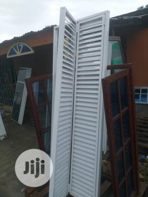 Alluminium Sun Breaker   Doors for sale in Lagos State, Alimosho