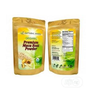 Maca Root Premium Powder - Organic Raw 1lb /454g   Vitamins & Supplements for sale in Lagos State, Amuwo-Odofin