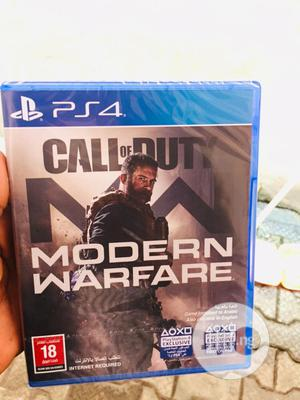 PS4 Call Of Duty Mordern Warfare For Ps4   Video Games for sale in Lagos State, Ikeja