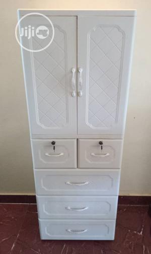 Baby E Wardrobe/ Cabinet Hanging Section/Four Step Drawer   Children's Furniture for sale in Lagos State, Ajah