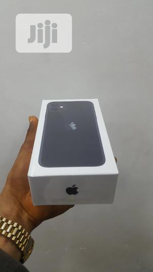 New Apple iPhone 11 64 GB Black   Mobile Phones for sale in Lagos State, Ikeja