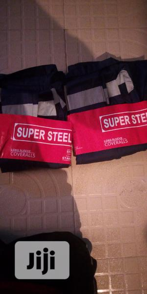 Super Steel Reflective Coverall.   Safetywear & Equipment for sale in Lagos State, Orile