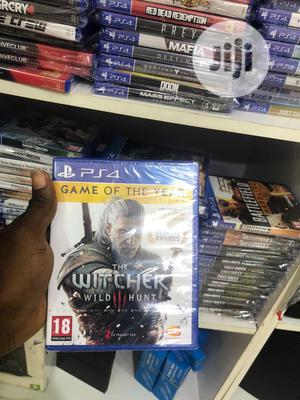 The Witcher 3: Wild Hunt   Video Games for sale in Abuja (FCT) State, Wuse 2