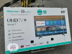 Hisense Television 65inches | TV & DVD Equipment for sale in Rivers State, Port-Harcourt
