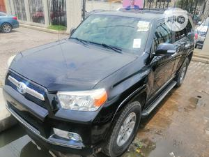 Toyota 4-Runner 2011 SR5 4WD Black | Cars for sale in Lagos State, Amuwo-Odofin