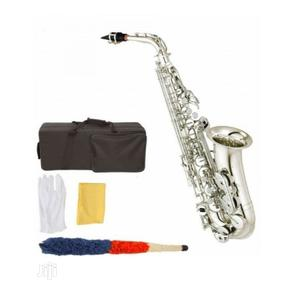 Premier England Alto Professional Saxophone Silver   Musical Instruments & Gear for sale in Lagos State, Ikeja