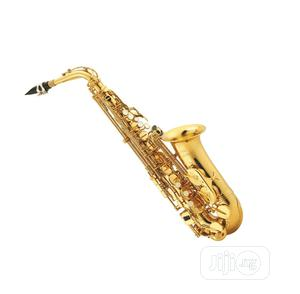 Jean Baptiste Alto Professional Saxophone Gold | Musical Instruments & Gear for sale in Lagos State, Ikeja