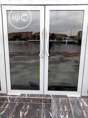 Aluminum Entrance Swing Door   Doors for sale in Lagos State, Agege