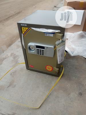 Imported High Quality Fireproof Metal Digital Safe | Safetywear & Equipment for sale in Lagos State, Yaba