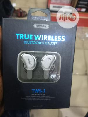 Remax True Wireless TWS-1   Headphones for sale in Lagos State, Ikeja