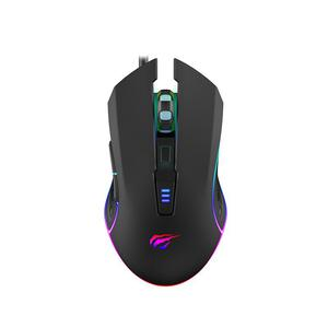 Havit MS1006 RGB Black Wired Gaming Mouse | Computer Accessories  for sale in Lagos State, Ikeja
