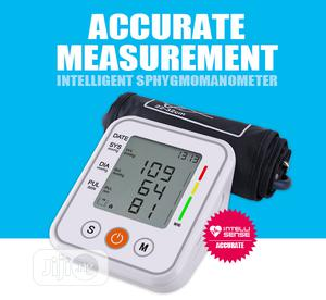 Automatic Arm Blood Pressure Monitor Sphygmomanometer   Medical Supplies & Equipment for sale in Lagos State, Badagry