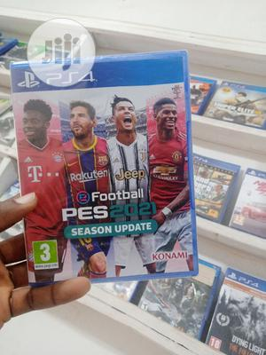 PES 2021 Ps4 | Video Games for sale in Oyo State, Ibadan