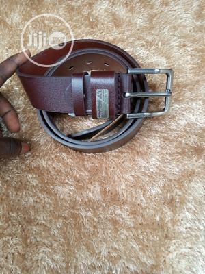 Good Leather Belt | Clothing Accessories for sale in Lagos State, Ikorodu