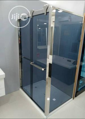 10mm Glass Shower Cubicle | Plumbing & Water Supply for sale in Lagos State, Eko Atlantic