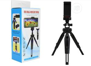 Mini Tripod Stand Bracket For Mobile Smart Phone | Accessories for Mobile Phones & Tablets for sale in Lagos State, Ojodu
