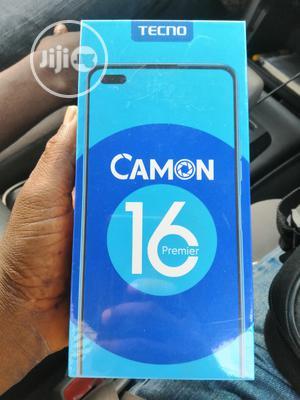 New Tecno Camon 16 Premier 128GB Silver | Mobile Phones for sale in Lagos State, Ikeja