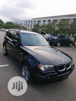 BMW X3 2006 3.0i Black | Cars for sale in Abuja (FCT) State, Mbora