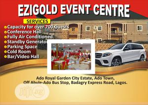 Ezigold Event Centre   Event centres, Venues and Workstations for sale in Lagos State, Amuwo-Odofin