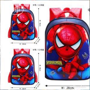 Spiderman Super Hero Character School Bags | Babies & Kids Accessories for sale in Lagos State, Ikeja