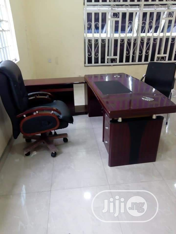 Archive: Office Table and Chair