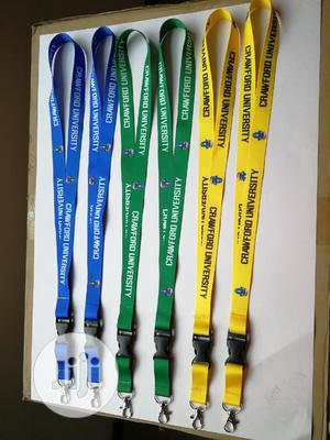 Customized Lanyards For ID Cards And Keys | Computer & IT Services for sale in Lagos State, Agege