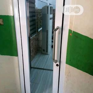 Single Panel Aluminum Swing Door | Doors for sale in Lagos State, Agege