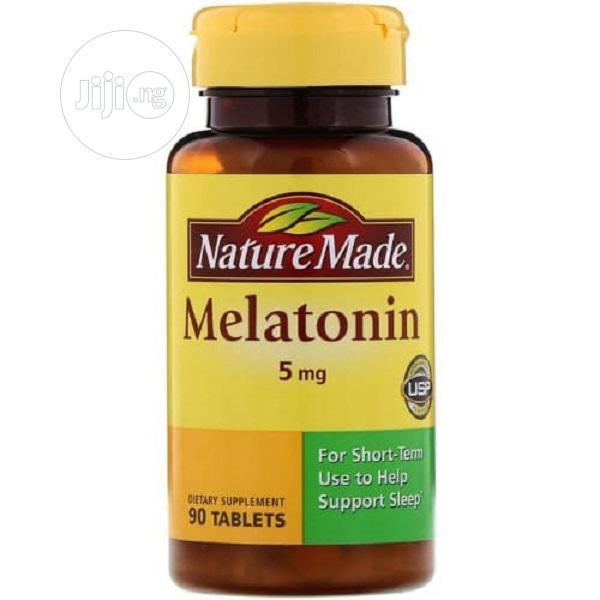 Archive: Nature Made Melatonin, 5 Mg, 90 Tablets (Healty Sleep)