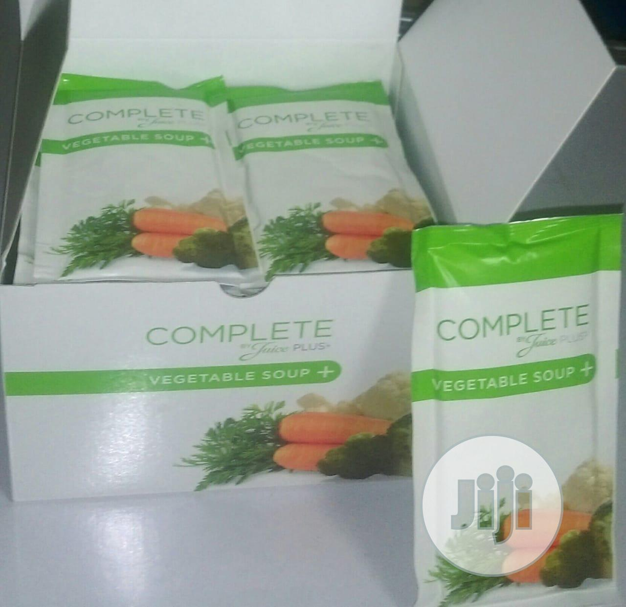Juice Plus Weight Loss Vegetable Soup