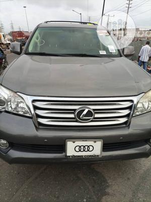 Lexus GX 2011 460 Premium Gray | Cars for sale in Rivers State, Port-Harcourt