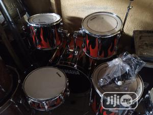 Yamaha Professional Drum 5 Set   Musical Instruments & Gear for sale in Lagos State, Ikeja