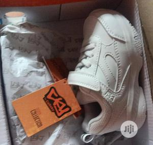 Cky White Sneakers for Kids | Children's Shoes for sale in Lagos State, Lagos Island (Eko)