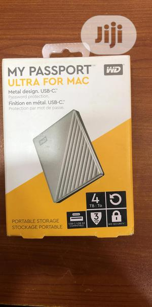 WD My Passport 4tb Ultra For Mac | Computer Hardware for sale in Lagos State, Ikeja