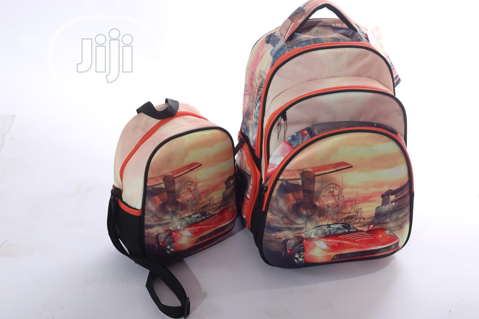 Glossy Bird 3 in 1 School Bag   Babies & Kids Accessories for sale in Alimosho, Lagos State, Nigeria