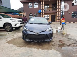 Toyota Corolla 2018 SE (1.8L 4cyl 2A) Gray | Cars for sale in Lagos State, Amuwo-Odofin
